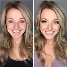 it doesn t take a professional makeup artist to get a before and after look