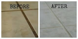 garage fabulous cleaning between tiles 49 how to clean grout in kitchen ng floor and