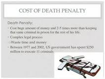 death penalty vs life in prison essay thesis proposal topics death penalty vs life in prison essay