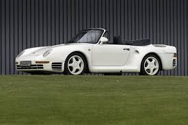 Unique Porsche 959 Cabriolet Is Looking For a New Owner ...