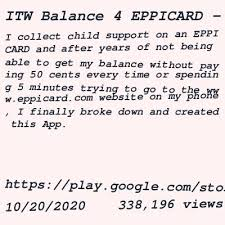 Using the eppicard system, cardholders can purchase goods and services directly from retailers and even get cash back. Eppicard Pa