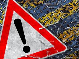 Харьковского копа травмировал мстительный водитель
