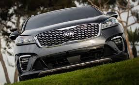 Fog Lights For 2019 Kia Sorento First Look Changes To The 2019 Kia Sorento Make An Already