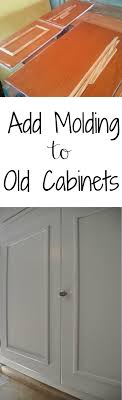 how to make shaker cabinet doors from old flat fronts best
