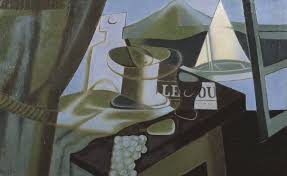 juan gris overlooking the bay