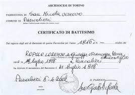 Certificado De Bautismo Template Certificado De Bautismo Template Gratis Foto