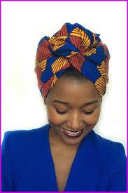 Beau Coiffure Africaine Femme Tissu Photos De Coiffures