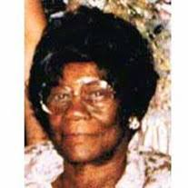 Mrs. Virgie Lee Smith Obituary - Visitation & Funeral Information