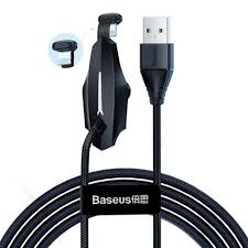 Кабель <b>Baseus Colorful</b> Suction Mobile Game Data Cable USB For ...