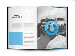 35 Inspirational Company Profile Designs - Jayce-O-Yesta