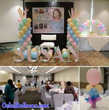 Decorating With Balloons How Early Should You Start Decorating The Venue Cebu Balloons