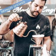 Alex Spampinato - The Coffee Shop Innovation Expo
