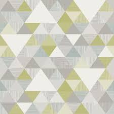 grandeco life lisette all over vinyl wallpaper iw3003 green grey