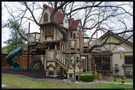 Best Simple Tree House Ideas On Pinterest Kids Clubhouse Plans For