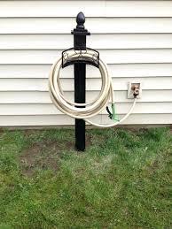 garden hose stakes. garden hose storage stakes best ideas on exterior in x water . c