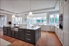 Image Result For White Cabinets Grey Island New House Ideas