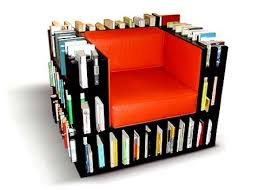 The Open Book: Creative and Cool Library Chairs