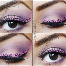 transfers and how do eye makeup ideas cheetah print eyeliner how