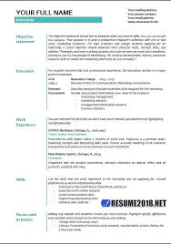 Bistrun Ladders 2018 Resume Guide Free Resume Templates Ladders