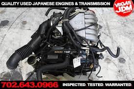 jdm vzfe vz fe l v engine motor runner tacoma t tundra jdm 5vafe 3 4 liter engine motor