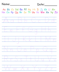 Pictures on Free Printable Handwriting Worksheet, - Easy Worksheet ...