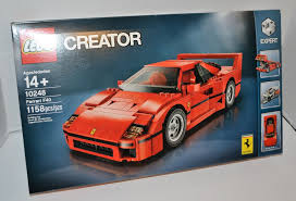 Find many great new & used options and get the best deals for lego ferrari f40 competizione (75890) at the best online prices at ebay! Lego Creator Ferrari F40 10248 New And Sealed Ferrari F40 Lego Creator Ferrari