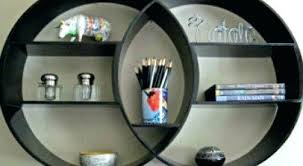 Circular Floating Shelves Simple Circular Floating Shelves Morespoons 32f32a32d32