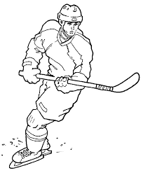 Small Picture Hockey goalie coloring pages for kids ColoringStar