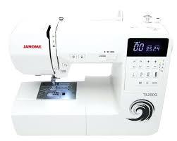 Janome 372 Sewing Machine Manual