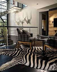 zebra skin rug how to add cl to your interiors