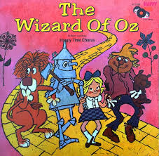 the wizard of oz the hanky pank players aka happy time chorus mr pickwick players cricket records cr 37 1959 mono 32 minutes happy time records