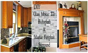 Installing Glass Mosaic Tile Backsplash Simple Installing Mosaic Tile Backsplash How To Install Mosaic Tile In
