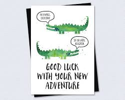 printable goodbye cards farewell card goodbye card good luck with your new adventure