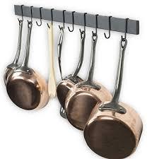 mygift shomhnk004 pans utensils rack