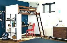 bunk bed office underneath. Bunk Beds With Desks Under Them Twin Loft Bed Desk . Office Underneath E