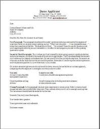 Free Resume Cover Letter Templates Commily Com