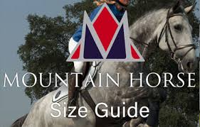 Mountain Horse Size Guide The Perfect Riding Boots Ardmoor