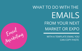 The Simple Follow Up Email Template For Your Next Market - Nell Casey