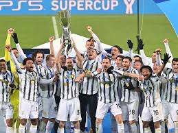 Cristiano ronaldo (juventus) left footed shot from very close range to the top left corner following a corner. Andrea Pirlo Wins First Trophy As Juventus Beat Napoli In Italian Super Cup Football News