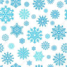 Snow Flake Pattern Custom Design