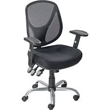 staple office chair. Staples Acadia Ergonomic Mesh Mid-Back Office Chair With Arms, Black Staple E