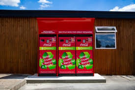 Vending Machine Uk Fascinating CocaCola Launches UK Reverse Vending Scheme Letsrecycle
