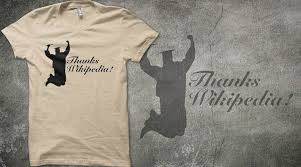 Wikipedia T Shirt Qwertee Limited Edition Cheap Daily T Shirts Gone In 24