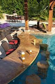 backyard pool bar. Summer-Pool-Bar-Ideas-7 Backyard Pool Bar R