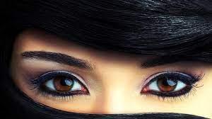 Brown Eyes Wallpapers - Top Free Brown ...