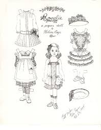 Small Picture 133 best paper dolls images on Pinterest Paper Paper dolls and
