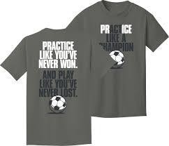 Basketball T Shirt Designs High School Utopia Like A Champion Short Sleeve Soccer T Shirt Soccer