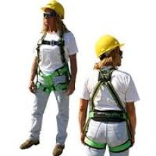 ms miller duraflex stretchable harness with buckle leg straps fall protection harness inspection at Fall Protection Harness