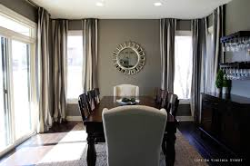 Living Room And Dining Room Colors Trend 31 Dining Room Gray Walls On The Same Two Tone Concept In
