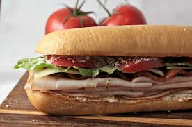 Image result for turkey and swiss sandwich